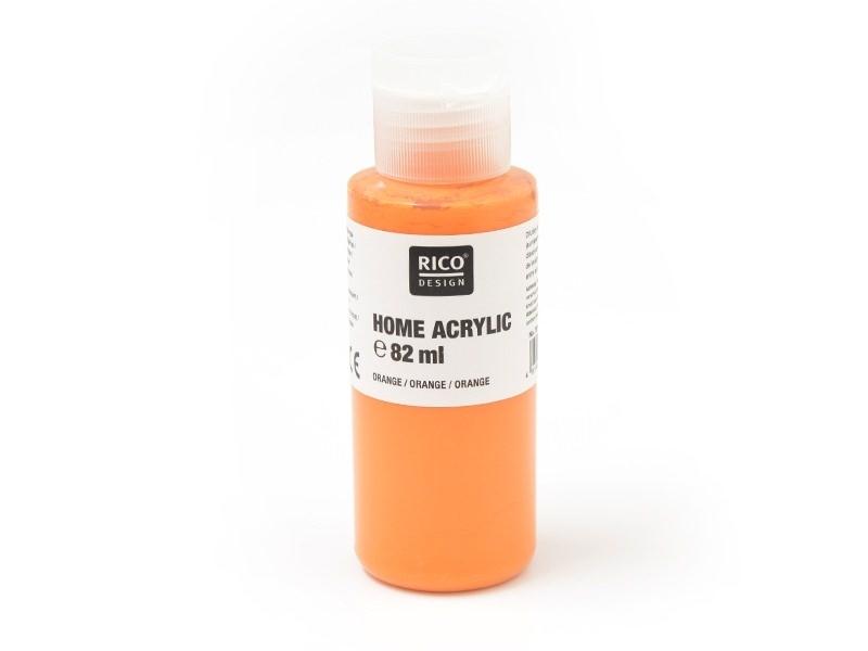 Acheter Peinture acrylique Orange - 82 ml - 4,20€ en ligne sur La Petite Epicerie - Loisirs créatifs
