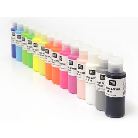 Acheter Peinture acrylique Turquoise - 82 ml - 4,20€ en ligne sur La Petite Epicerie - Loisirs créatifs
