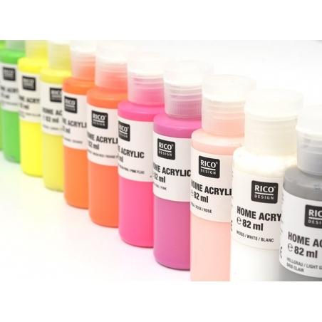 Acheter Peinture acrylique Jaune citron - 82 ml - 4,20€ en ligne sur La Petite Epicerie - Loisirs créatifs