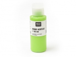 Leaf-green acrylic paint - 82 ml