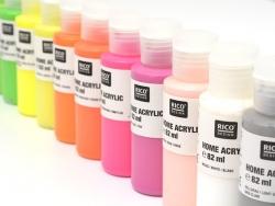 Acrylfarbe (82 ml) - Blattgrün