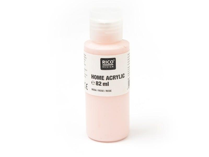 Acheter Peinture acrylique Rose pastel - 82 ml - 4,20€ en ligne sur La Petite Epicerie - Loisirs créatifs