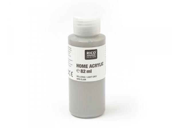 peinture acrylique gris clair 82 ml. Black Bedroom Furniture Sets. Home Design Ideas