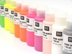 Acrylfarbe (82 ml) - Weiß