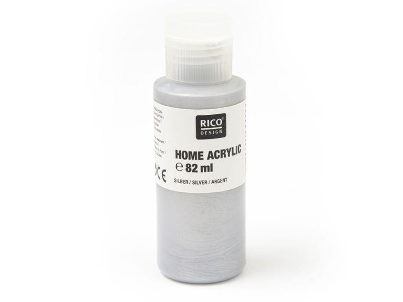 Acheter Peinture acrylique Argent - 82 ml - 4,99€ en ligne sur La Petite Epicerie - 100% Loisirs créatifs