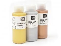 Acrylfarbe (82 ml) - Silber