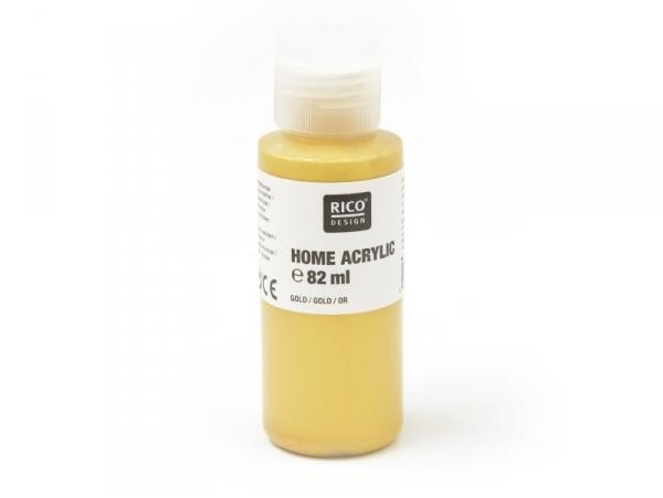 Acheter Peinture acrylique Or - 82 ml - 4,99€ en ligne sur La Petite Epicerie - 100% Loisirs créatifs