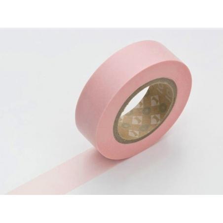 Masking tape uni - rose pastel Masking Tape - 1