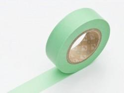 Einfarbiges Maskingtape - meergrün