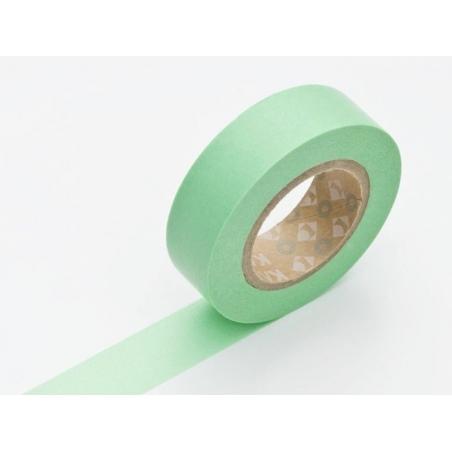 Acheter Masking tape uni - vert d'eau - 2,90€ en ligne sur La Petite Epicerie - Loisirs créatifs