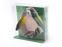Biscuit cutter - Owl