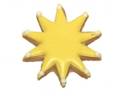 Ausstechform - Stern / Sonne
