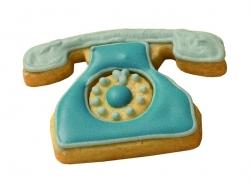 Biscuit cutter - Telephone