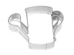 Biscuit cutter - Watering can