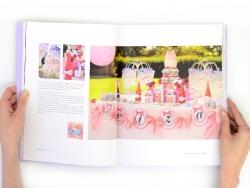"Französisches Buch "" Les Sweet Tables """