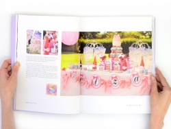 """French book """" Les Sweet Tables """""""
