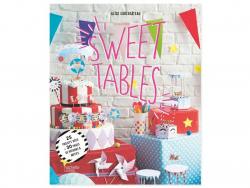 Livre Sweet Tables - Alice surlegâteau