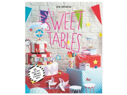 Livre Sweet Tables - Alice surlegâteau