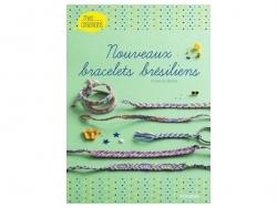 """French book """" Nouveaux Bracelets brésiliens"""""""