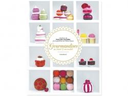 """French book """" Gourmandises au tricot et au crochet"""""""