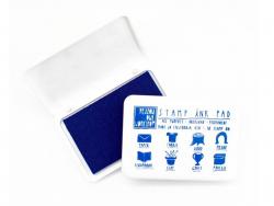 Stempelkissen für alle Oberflächen - blau