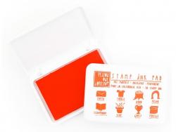 Stempelkissen für alle Oberflächen - orange
