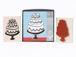 Hochzeitskuchenstempel