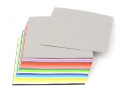 200 Origamipapierblätter - 20 Farben