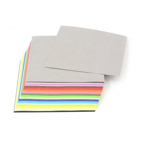 200 feuilles de papier Origami - 20 couleurs Rico Design - 2