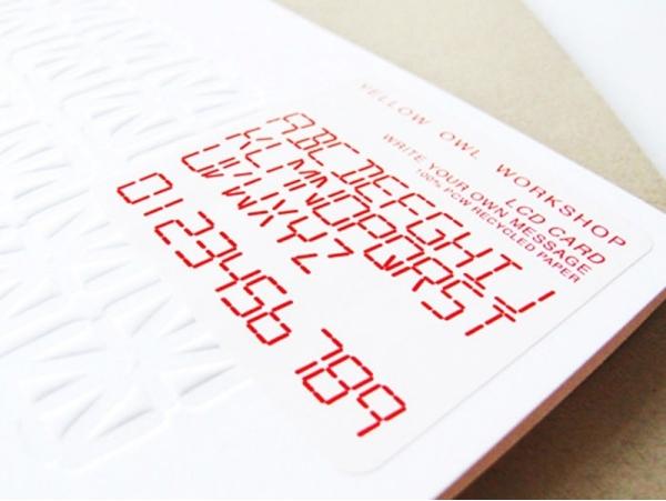 Acheter 1 carte lettres LCD à colorier + enveloppe - 5,50€ en ligne sur La Petite Epicerie - 100% Loisirs créatifs