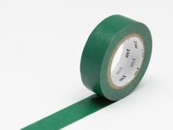 Masking tape uni - Vert paon