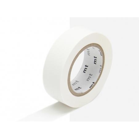 Acheter Masking tape uni - blanc - 2,95€ en ligne sur La Petite Epicerie - 100% Loisirs créatifs