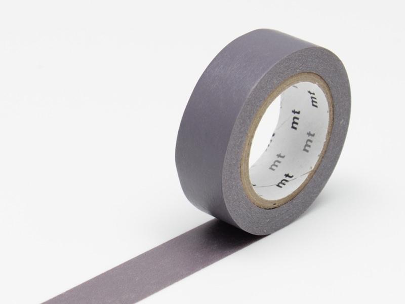 Acheter Masking tape uni - gris foncé taupe - 2,95€ en ligne sur La Petite Epicerie - Loisirs créatifs