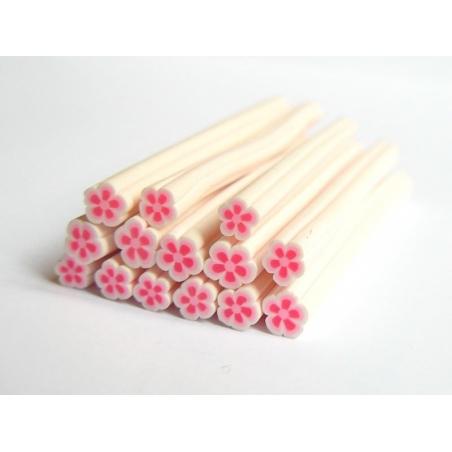 Acheter Cane paquerette rose et blanche - 0,49€ en ligne sur La Petite Epicerie - Loisirs créatifs