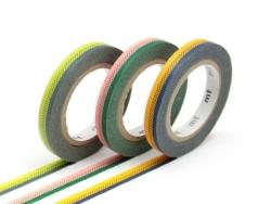 Acheter Masking tape trio slim B - Bicolore deco frise - 3,99€ en ligne sur La Petite Epicerie - 100% Loisirs créatifs
