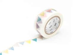 Masking tape with a pattern...