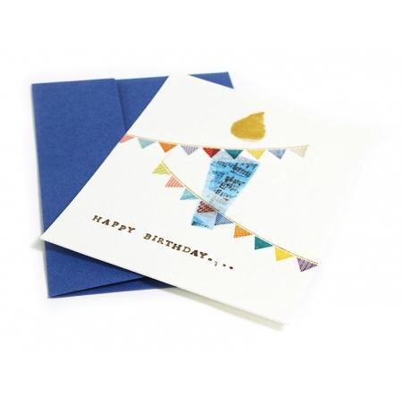Acheter Masking tape motif 20mm - Fanions multicolores - 4,95€ en ligne sur La Petite Epicerie - Loisirs créatifs