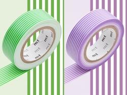 Set of 2 masking tape rolls...