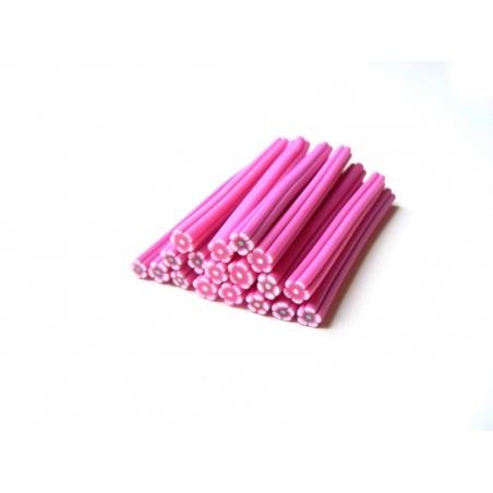 Acheter Cane fleur rose au coeur vert - 0,99€ en ligne sur La Petite Epicerie - Loisirs créatifs