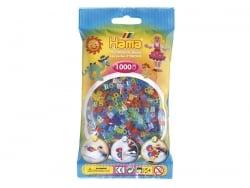 Acheter Sachet de 1000 perles HAMA MIDI classiques - translucide paillettes 54 - 3,15€ en ligne sur La Petite Epicerie - Loi...