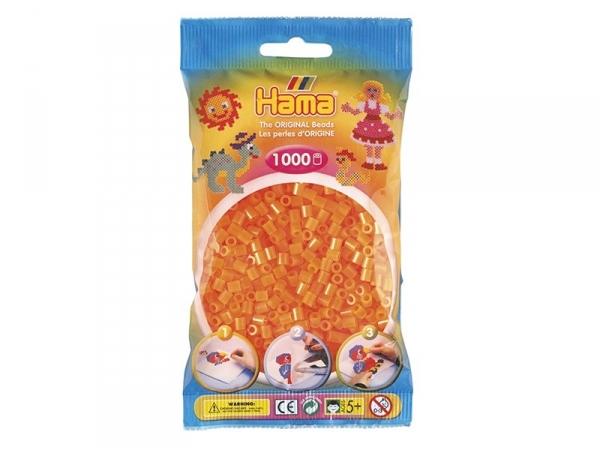 Acheter Sachet de 1000 perles HAMA MIDI - orange fluo translucide 38 - 3,15€ en ligne sur La Petite Epicerie - 100% Loisirs ...