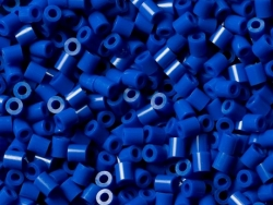 Sachet de 1000 perles HAMA MIDI - bleu marine