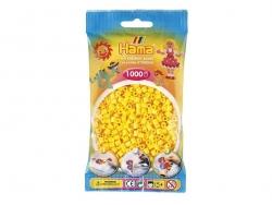 Tüte mit 1.000 HAMA-Midi-Perlen - gelb