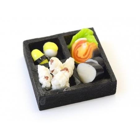 Miniature Japanese Dinner Tray