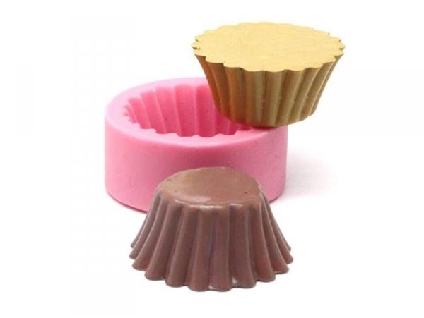 Acheter Moule base de cupcake en silicone - 5,55€ en ligne sur La Petite Epicerie - 100% Loisirs créatifs