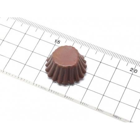 Cupcake base silicone mould