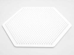 Pegboard for classic HAMA MIDI beads - big hexagon Hama - 1