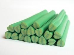 Blattcane - großes Blatt, grün