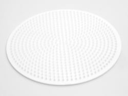 Pegboard for classic HAMA MIDI beads - big circle Hama - 1
