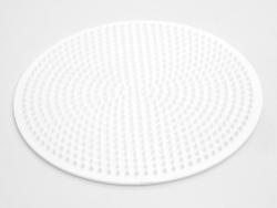 Plaque support pour perles HAMA MIDI classiques - grand rond